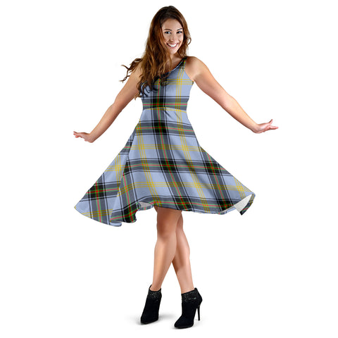Bell of the Borders Tartan Dress