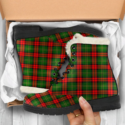 Blackstock Tartan Shoes