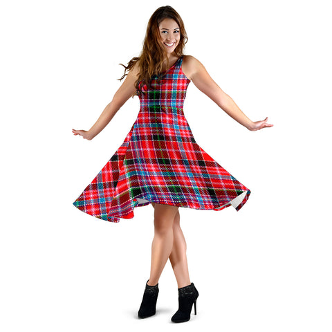 Aberdeen District Tartan Dress