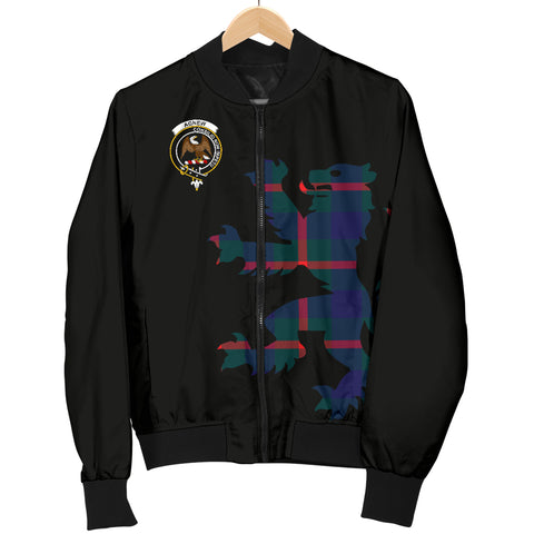 Image of Agnew Tartan Lion & Thistle Men Jacket