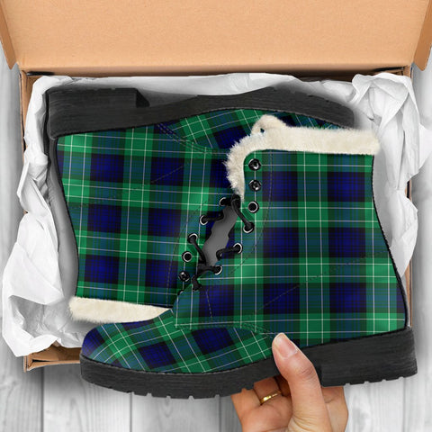Image of Abercrombie Tartan Shoes