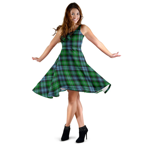 Arbuthnot Ancient Tartan Dress