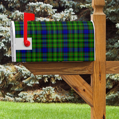 Image of Rollo Modern Scotland Mailbox Clan A91