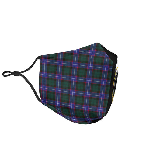Image of Hunter Modern  Tartan Mouth Mask The Half Th88