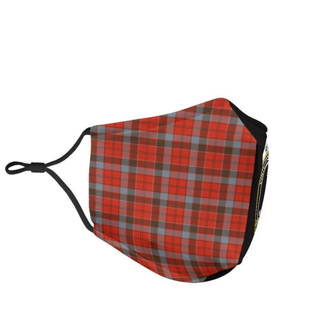 Robertson Weathered  Tartan Mouth Mask The Half Th88