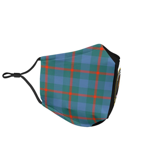 Agnew Ancient  Tartan Mouth Mask The Half Th88