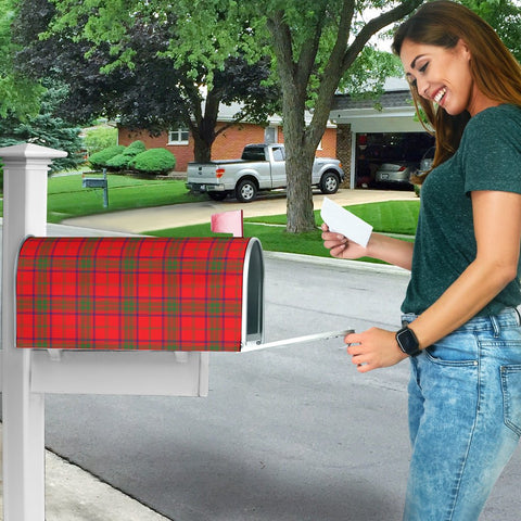 Ross Modern Scotland Mailbox Clan A91