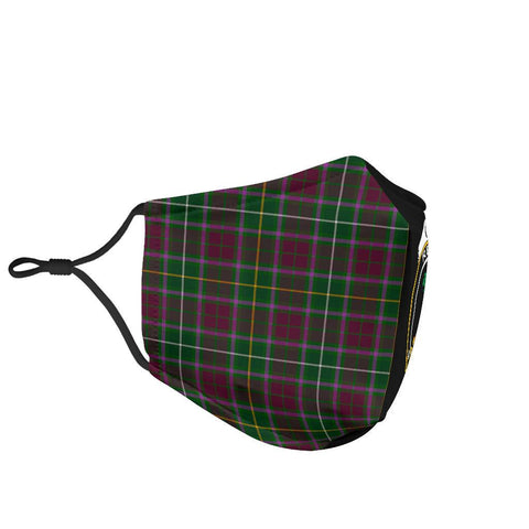 Crosbie  Tartan Mouth Mask The Half Th88