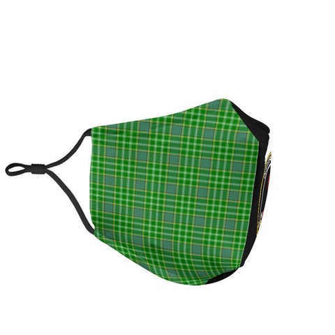 Image of Currie  Tartan Mouth Mask The Half Th88