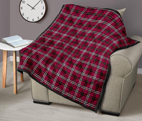 Little Tartan Premium Quilt TH8