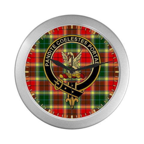 Gibson Clan Tartan Wall Clock | Tartan Home Decor | Hot Sale