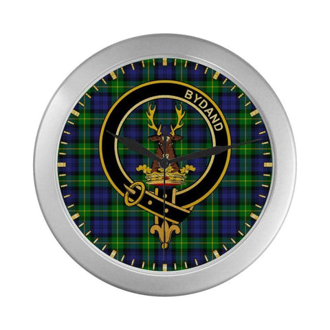 Gordon Clan Tartan Wall Clock | Tartan Home Decor | Hot Sale
