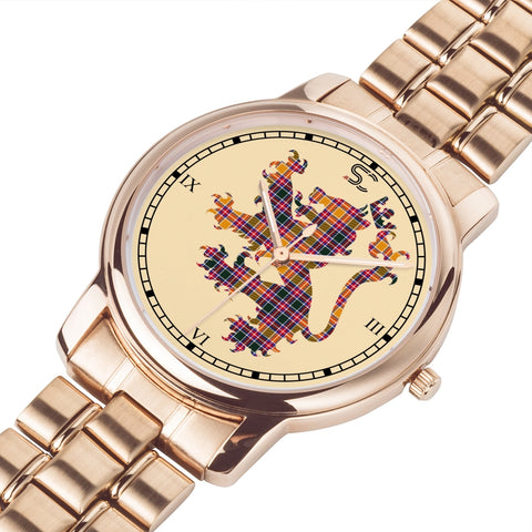 Jacobite Tartan Watch Lion Scottish Vesion K7