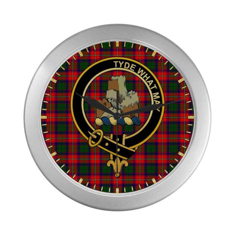 Haig Clan Tartan Wall Clock | Tartan Home Decor | Hot Sale