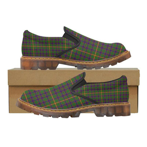 Tartan Martin Loafer - Hall | Men's Casual Loafers | Tartan shoes