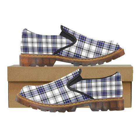 Tartan Martin Loafer - Hannay | Men's Casual Loafers | Tartan shoes