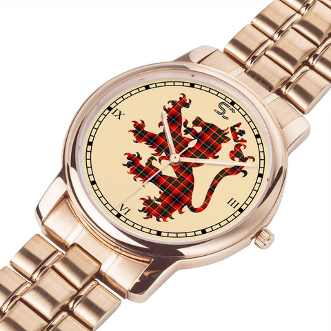 Image of Innes Modern Tartan Watch Lion Scottish Vesion K7