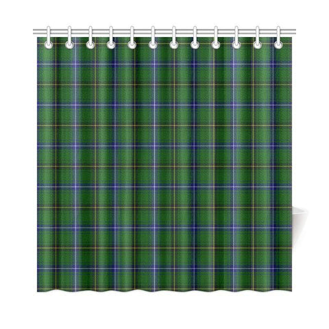 Tartan Shower Curtain - Henderson Modern |Bathroom Products | Over 500 Tartans