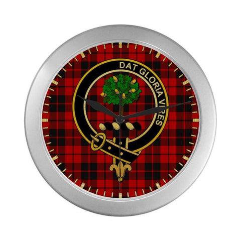 Hogg (Or Hog) Clan Tartan Wall Clock | Tartan Home Decor | Hot Sale