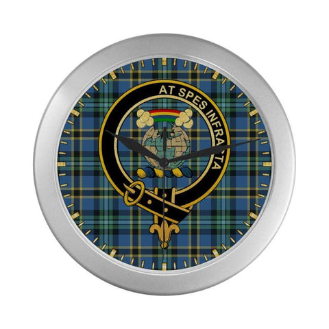 Hope Clan Tartan Wall Clock | Tartan Home Decor | Hot Sale