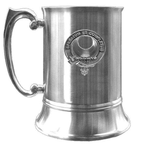 Arnott Scottish Clan Crest Badge Tankard | scottishclans.co