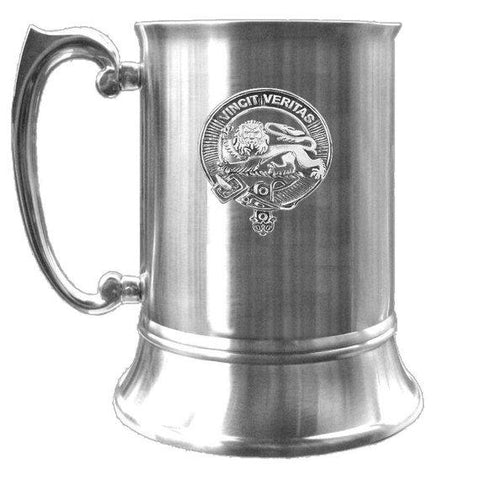 Baxter Scottish Clan Crest Badge Tankard | scottishclans.co