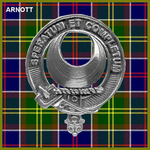 Baillie Tartan Clan Crest Interlace Kilt Belt Buckle