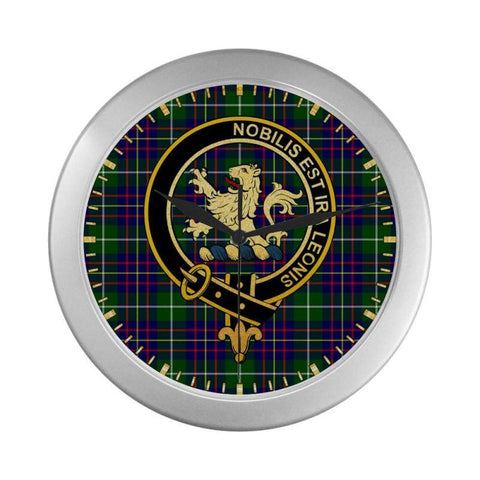 Inglis Clan Tartan Wall Clock | Tartan Home Decor | Hot Sale