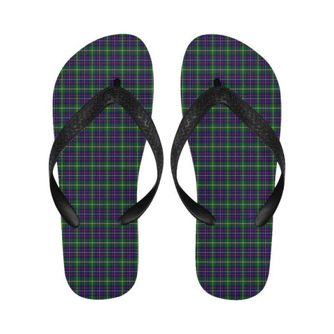 Inglis Modern Tartan Flip Flops For Men/women Th1 Unisex