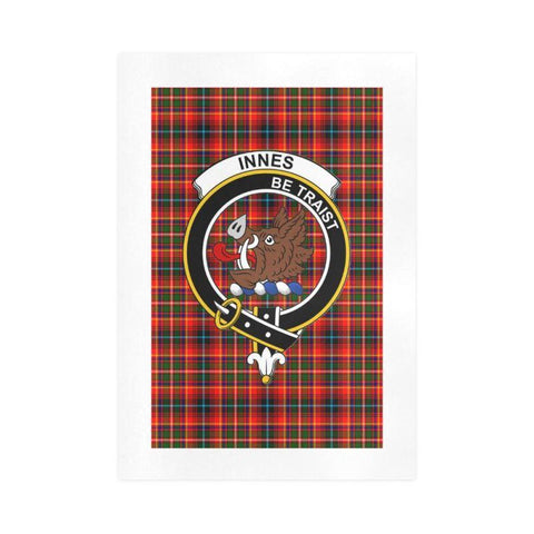 Innes Clan Tartan Art Print | Tartan Decor | Hot Sale