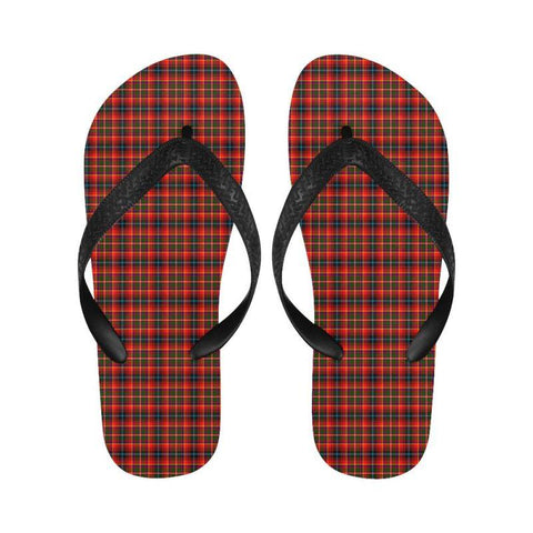 Innes Modern Tartan Flip Flops For Men/women Th1 Unisex