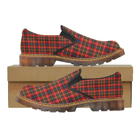 Tartan Martin Loafer - Innes Modern | Men's Casual Loafers | Tartan shoes