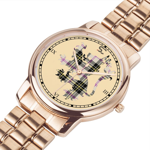 MacPherson Dress Ancient Tartan Watch Lion Scottish Vesion K7