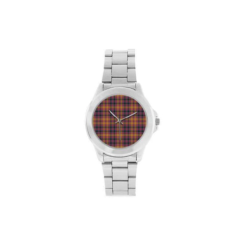 Jacobite Tartan Custom Gilt Watch