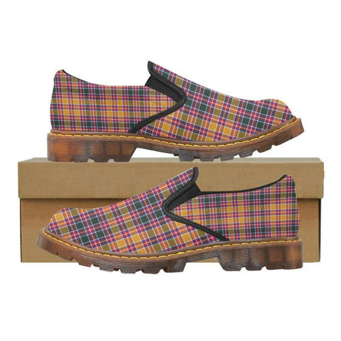 Tartan Martin Loafer - Jacobite | Men's Casual Loafers | Tartan shoes