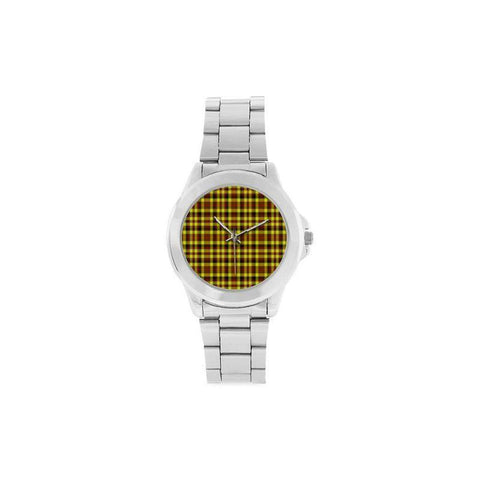 Jardine Tartan Custom Gilt Watch