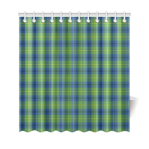 Tartan Shower Curtain - Johnston Ancient |Bathroom Products | Over 500 Tartans