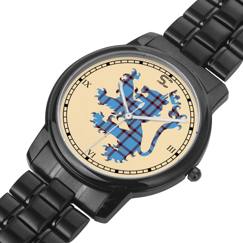 Elliot Ancient Tartan Watch Lion Scottish Vesion K7