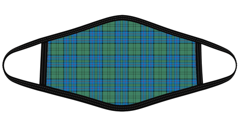 Image of Lockhart Tartan Mask K7