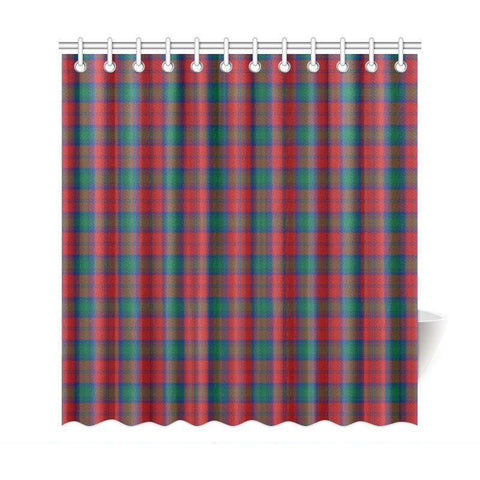 Tartan Shower Curtain - Lindsay Modern |Bathroom Products | Over 500 Tartans