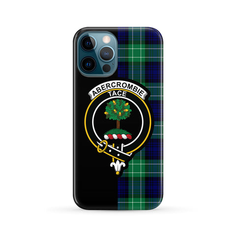 Abercrombie Tartan Cell Phone Case - Half Style TH8