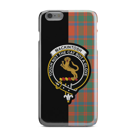 Mackintosh Ancient Tartan Cell Phone Case - Half Style TH8