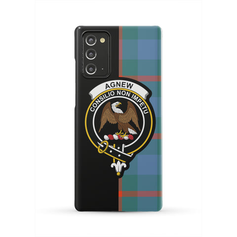 Agnew Ancient Tartan Cell Phone Case - Half Style TH8