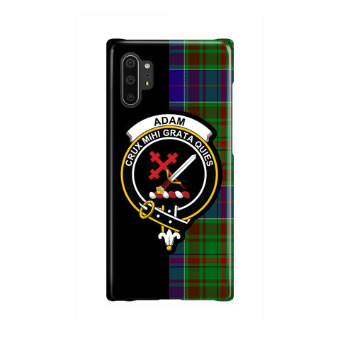 Image of Adam Tartan Cell Phone Case - Half Style TH8