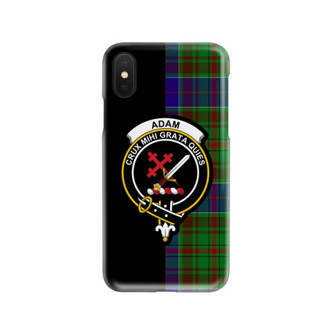Adam Tartan Cell Phone Case - Half Style TH8