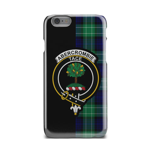 Image of Abercrombie Tartan Cell Phone Case - Half Style TH8