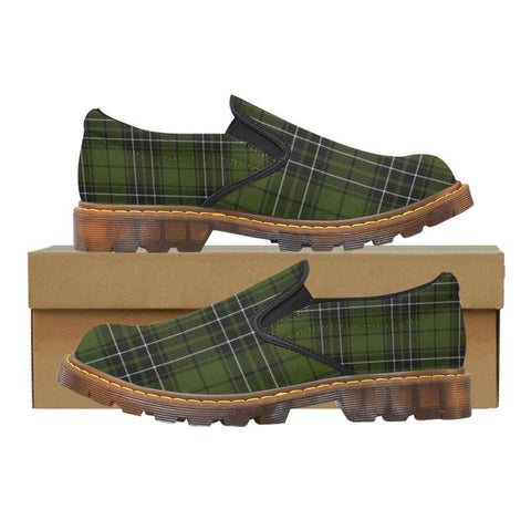Tartan Martin Loafer - Maclean Hunting | Men's Casual Loafers | Tartan shoes