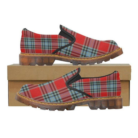 Tartan Martin Loafer - Macleay | Men's Casual Loafers | Tartan shoes