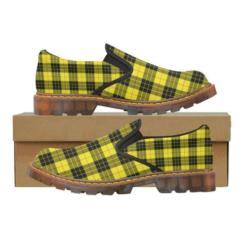 Tartan Martin Loafer - Macleod Of Lewis Modern | Men's Casual Loafers | Tartan shoes