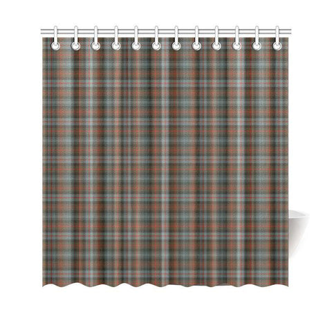 Tartan Shower Curtain - Murray Of Atholl Weathered | Bathroom Products | Over 500 Tartans